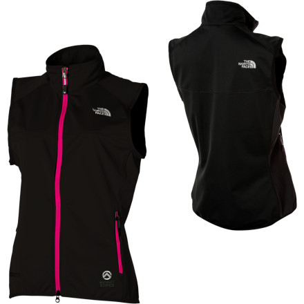 photo: The North Face Cipher Vest wind shell vest