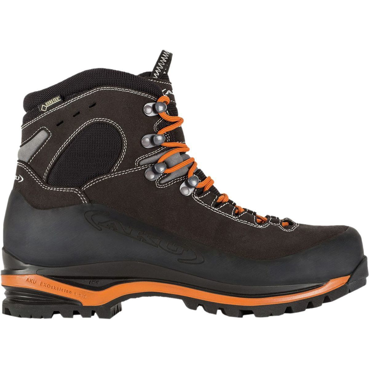 photo: AKU Superalp GTX backpacking boot