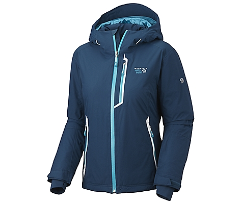 photo: Mountain Hardwear Luma Jacket snowsport jacket