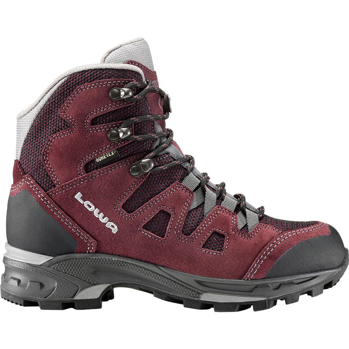 photo: Lowa Women's Khumbu II GTX hiking boot