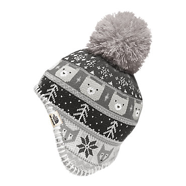 photo: The North Face Baby Faroe Beanie winter hat