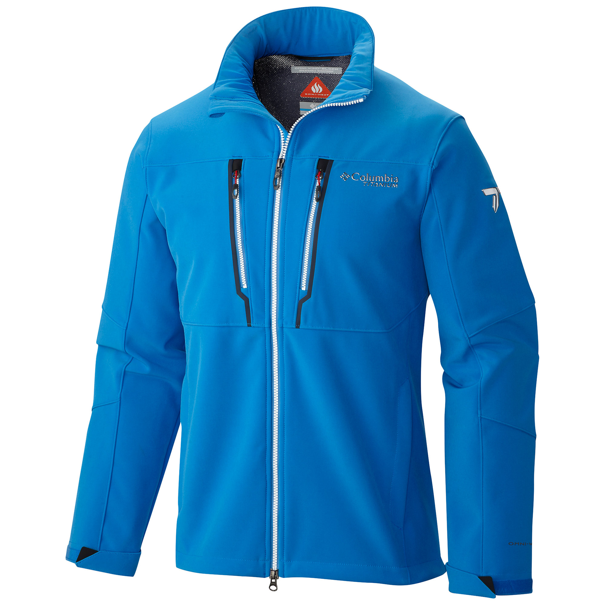 Columbia Trail Warrior Softshell
