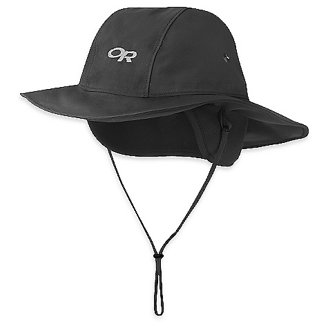 photo: Outdoor Research Snoqualmie Sombrero rain hat