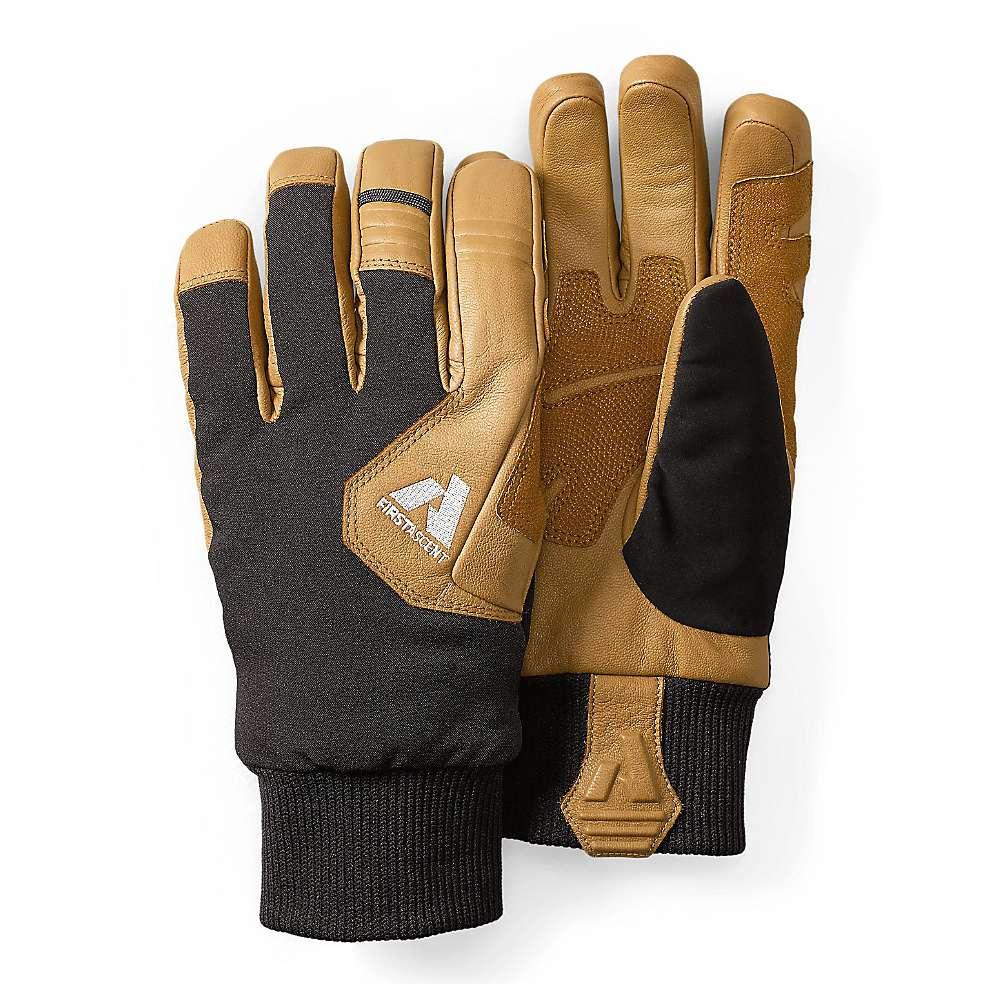photo: Eddie Bauer First Ascent Guide Gloves insulated glove/mitten