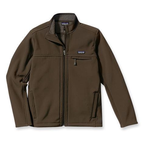 photo: Patagonia Intermediary Jacket soft shell jacket
