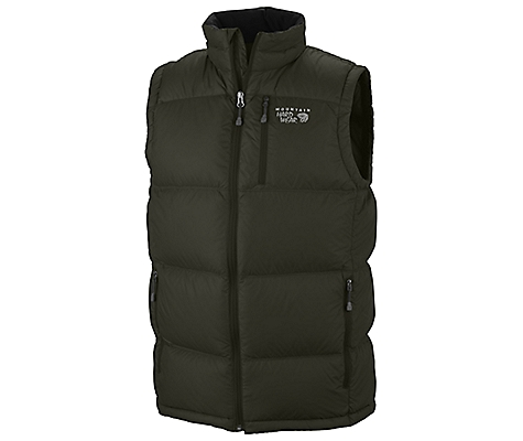photo: Mountain Hardwear Lodown Vest down insulated vest