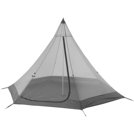 photo: GoLite Shangri-La 3 Nest three-season tent