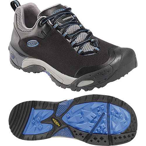 photo: Keen Women's Obsidian WP trail running shoe