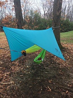 Sea To Summit Hammock Tarp Reviews Trailspace Com
