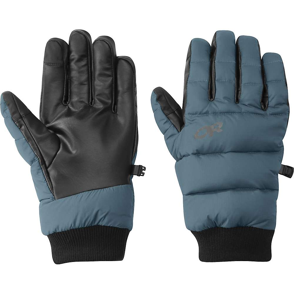 photo: Outdoor Research Transcendent Down Gloves insulated glove/mitten