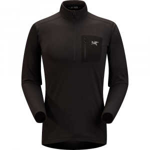 photo: Arc'teryx Men's Rho LT Zip Neck base layer top
