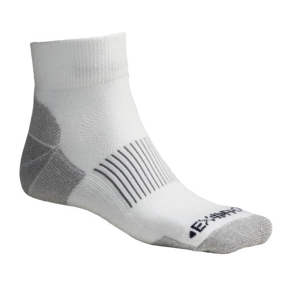 photo: ExOfficio Bugsaway Take On Ankle Sock hiking/backpacking sock