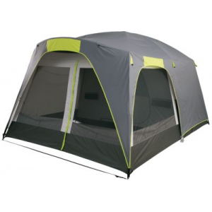 Cabela's Getaway Cabin 4-Person Tent with Screenhouse