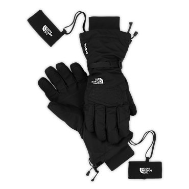 photo: The North Face Men's TriClimate Glove insulated glove/mitten
