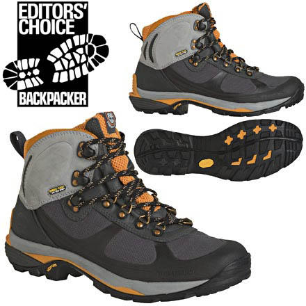 photo: Timberland Cadion Mid Gore-Tex XCR hiking boot
