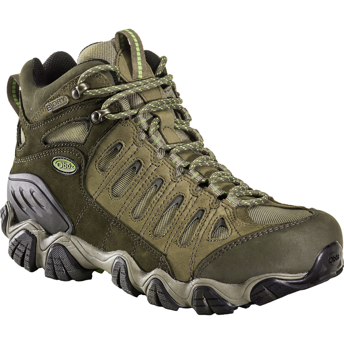 photo: Oboz Sawtooth Mid hiking boot
