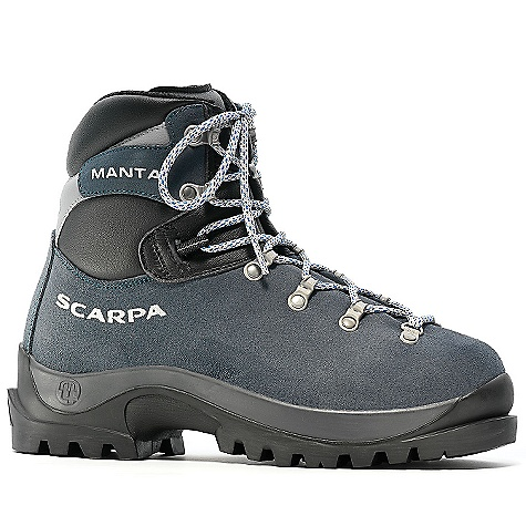 photo: Scarpa Women's Manta mountaineering boot