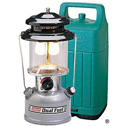 Coleman Premium 2 Mantle Dual Fuel Lantern