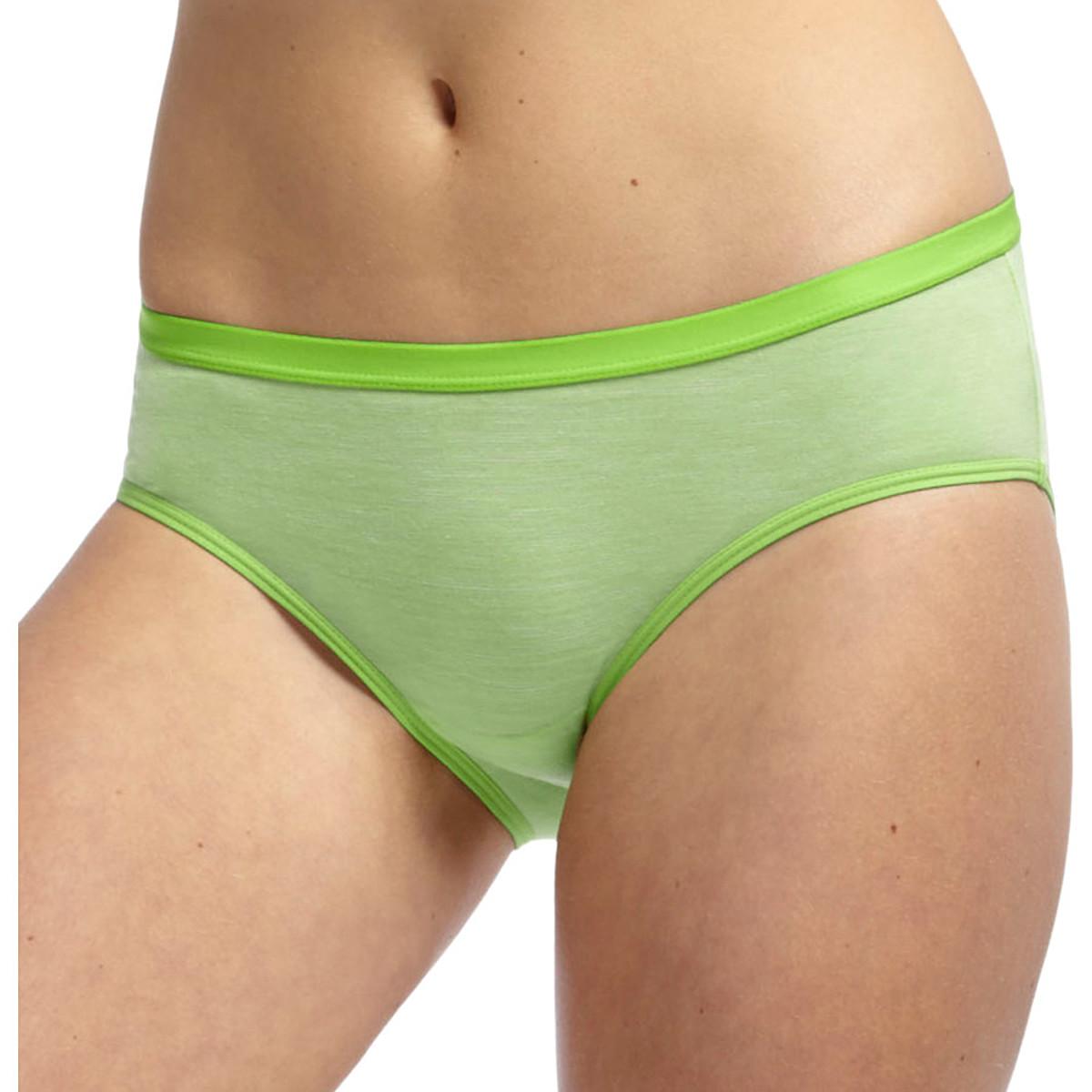 photo: Icebreaker Siren Hipkini boxers, briefs, bikini