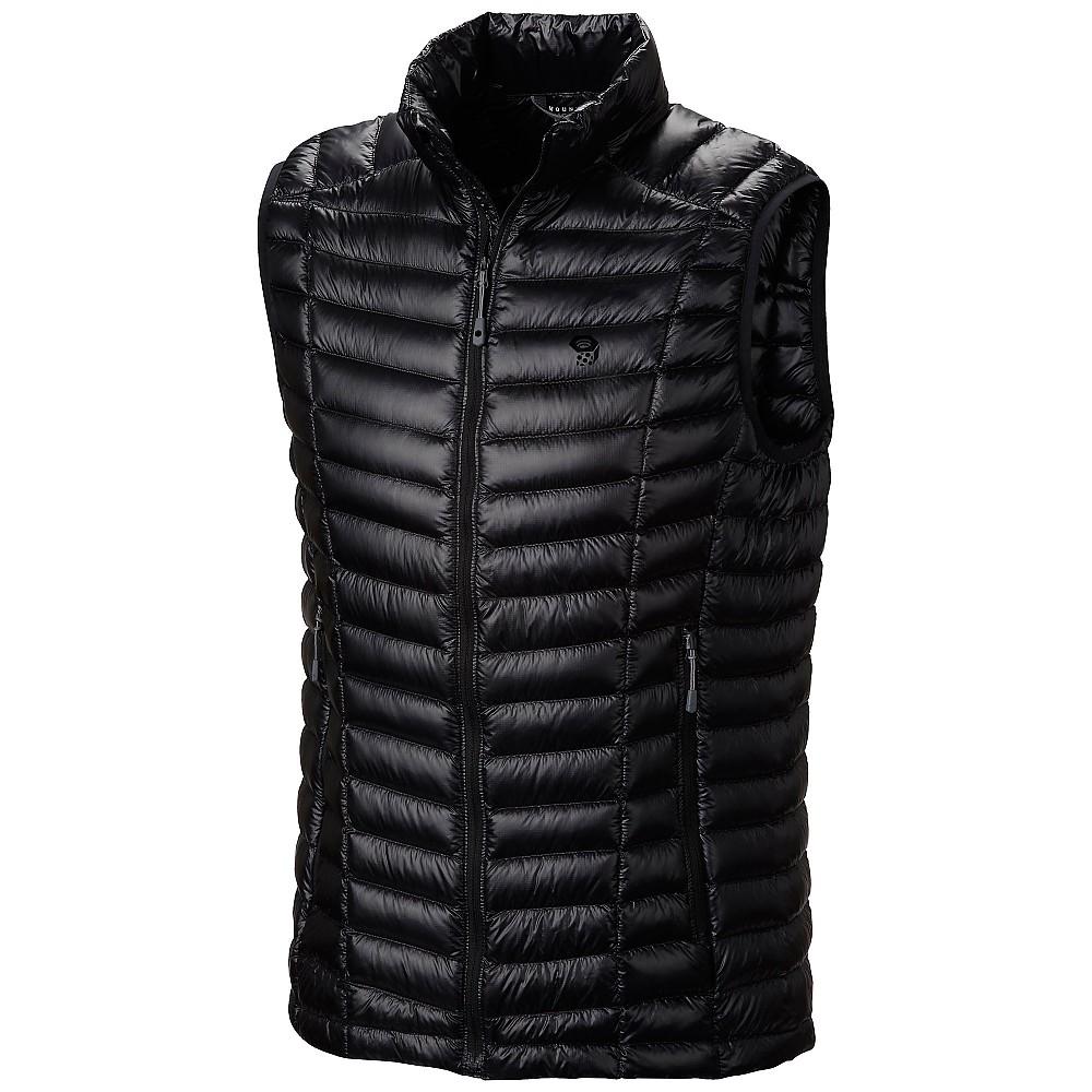 photo: Mountain Hardwear Ghost Whisperer Down Vest down insulated vest