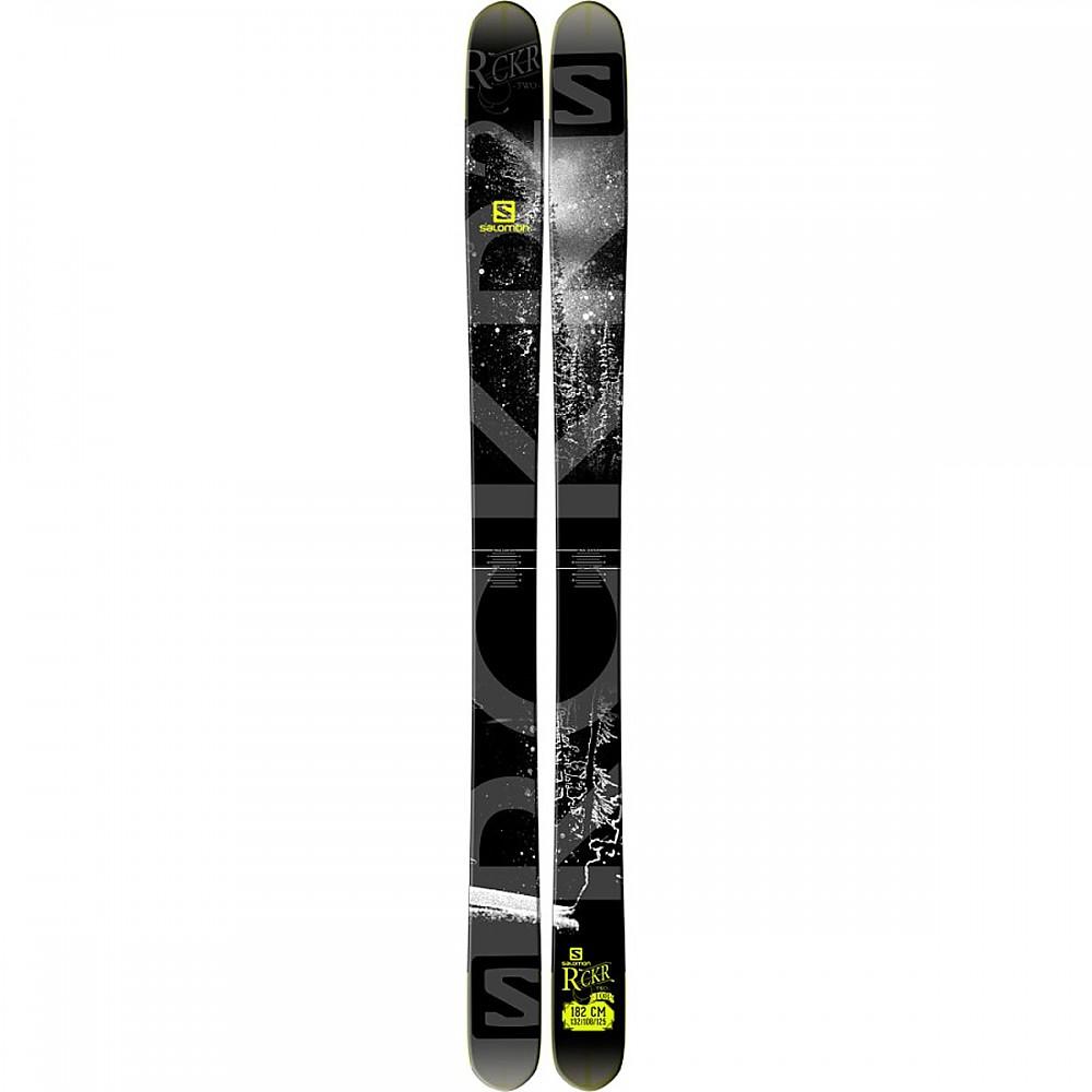 photo: Salomon Rocker2 108 alpine touring/telemark ski