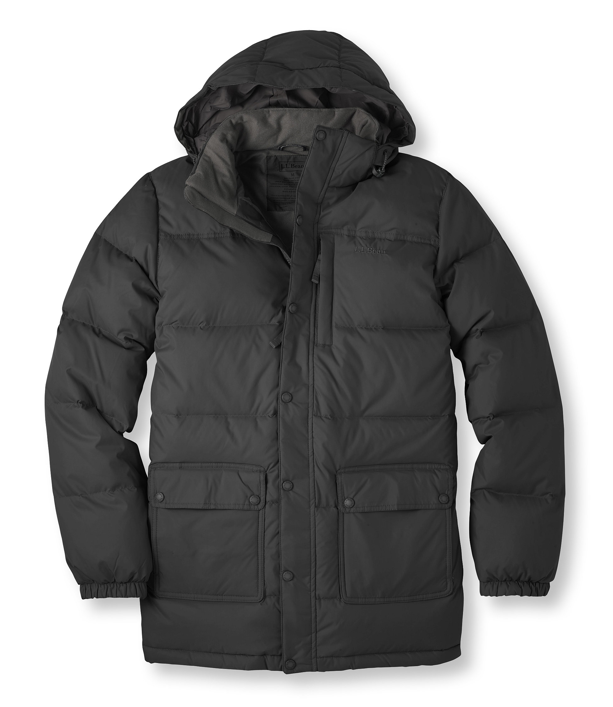 photo: L.L.Bean Goose Down Parka down insulated jacket