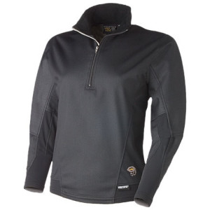 photo: Mountain Hardwear Women's Transition Featherweight Zip T long sleeve performance top