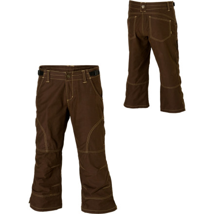 photo: Kuhl Forester Convertible Capri hiking pant