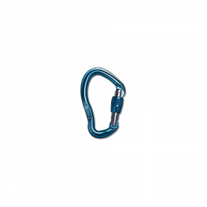 photo: Omega Pacific Five-O Locking Gate locking carabiner