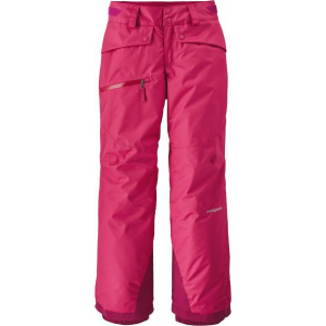 photo: Patagonia Girls' Insulated Snowbelle Pants snowsport pant
