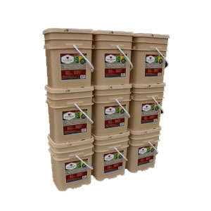 photo: Wise Company Freeze Dried Vegetable & Sauces snack/side dish