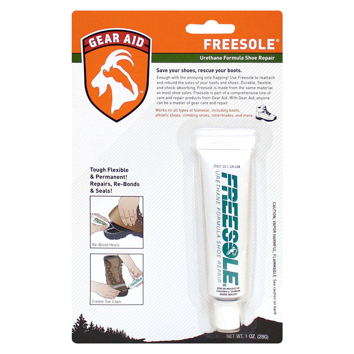photo: Gear Aid Freesole Shoe & Boot Repair footwear cleaner/treatment