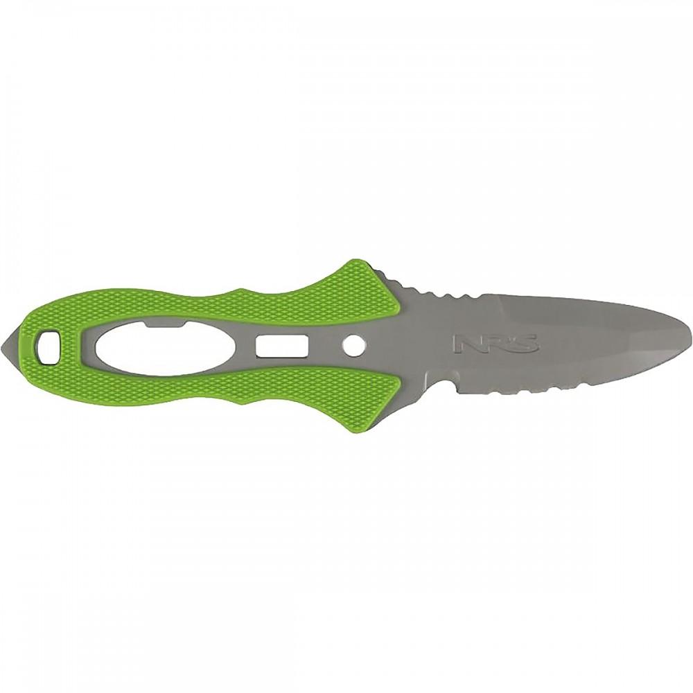 photo: NRS Pilot Knife fixed-blade knife