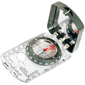 photo: Silva Expedition 15TDCL handheld compass