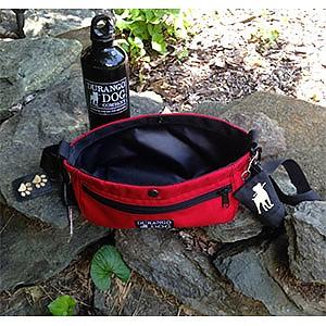 photo: Durango Dog Company Roving Watering Bowl dog bowl