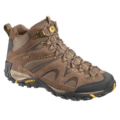 photo: Merrell Energis Mid Waterproof hiking boot
