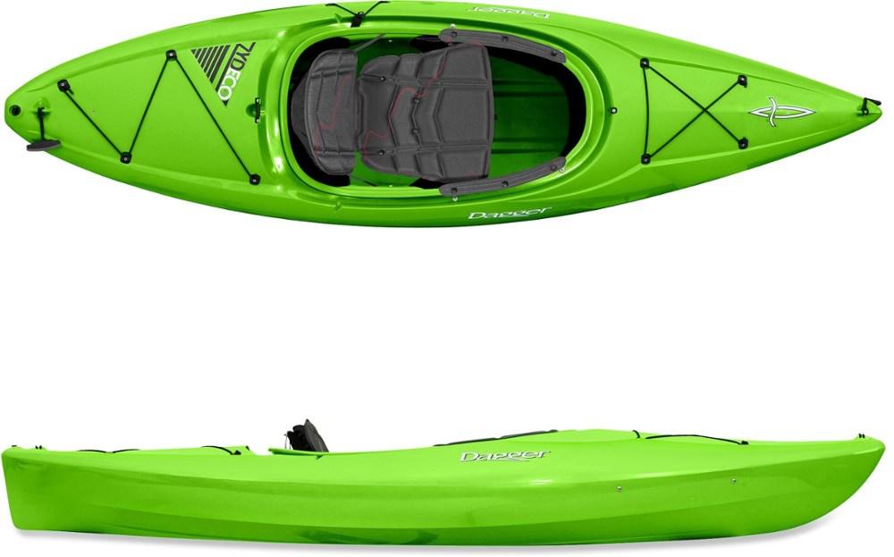 photo: Dagger Zydeco 9.0 recreational kayak
