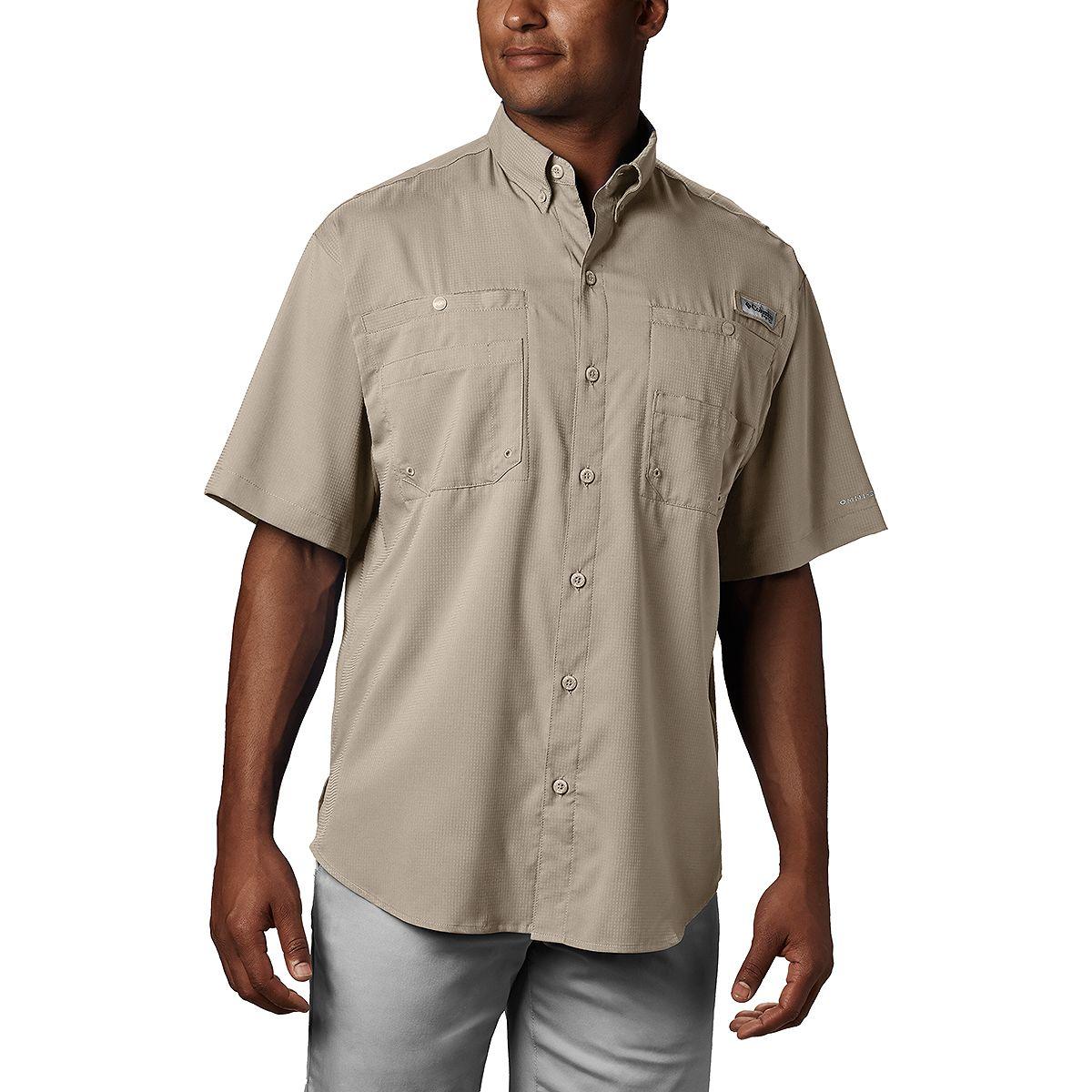 photo: Columbia Men's Tamiami II Short Sleeve Shirt hiking shirt