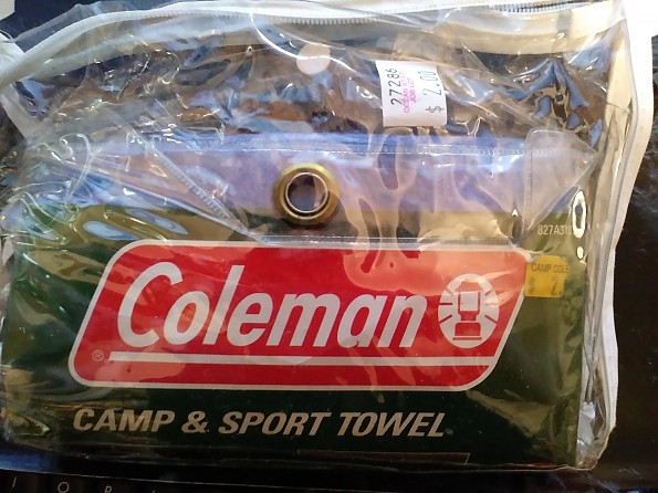Coleman Camp and Sport Towel