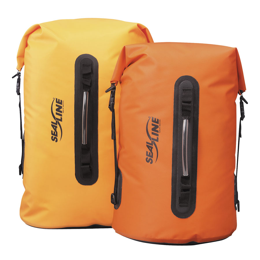 photo: SealLine Tie Down Dry Bag dry duffel