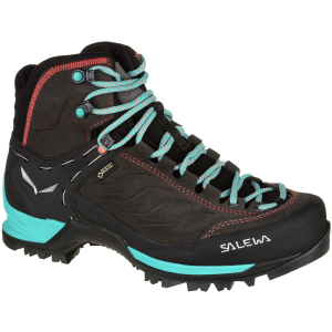 photo: Salewa Women's Mountain Trainer Mid GTX backpacking boot