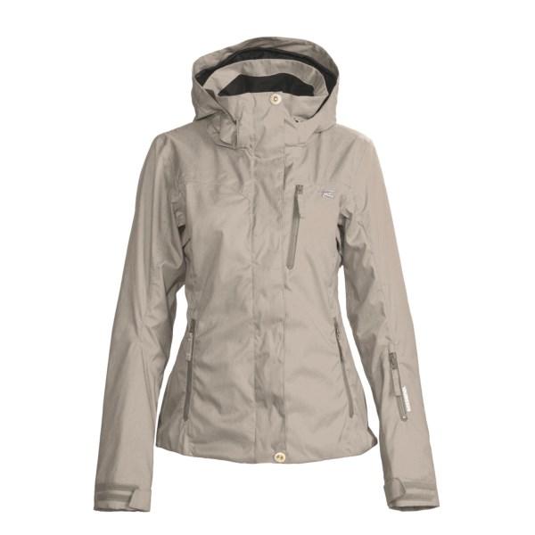 photo: Rossignol Heat Jacket snowsport jacket