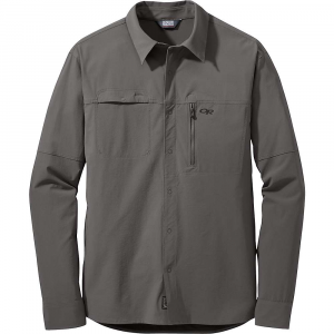 photo: Outdoor Research Ferrosi Utility L/S Shirt hiking shirt
