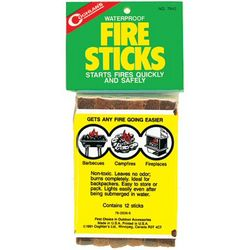 photo: Coghlan's Waterproof Fire Sticks fire starter