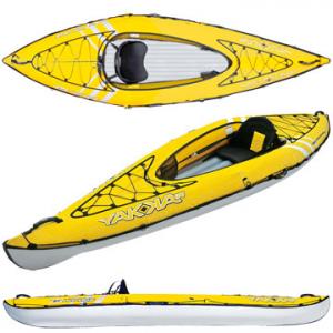 photo: BIC Sport YAKKAir Lite 1 inflatable kayak