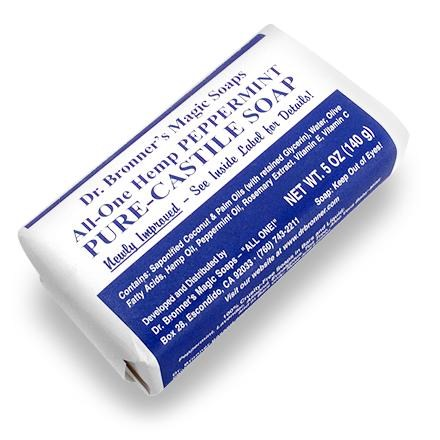 photo: Dr. Bronner Organic Bar Soap soap/cleanser