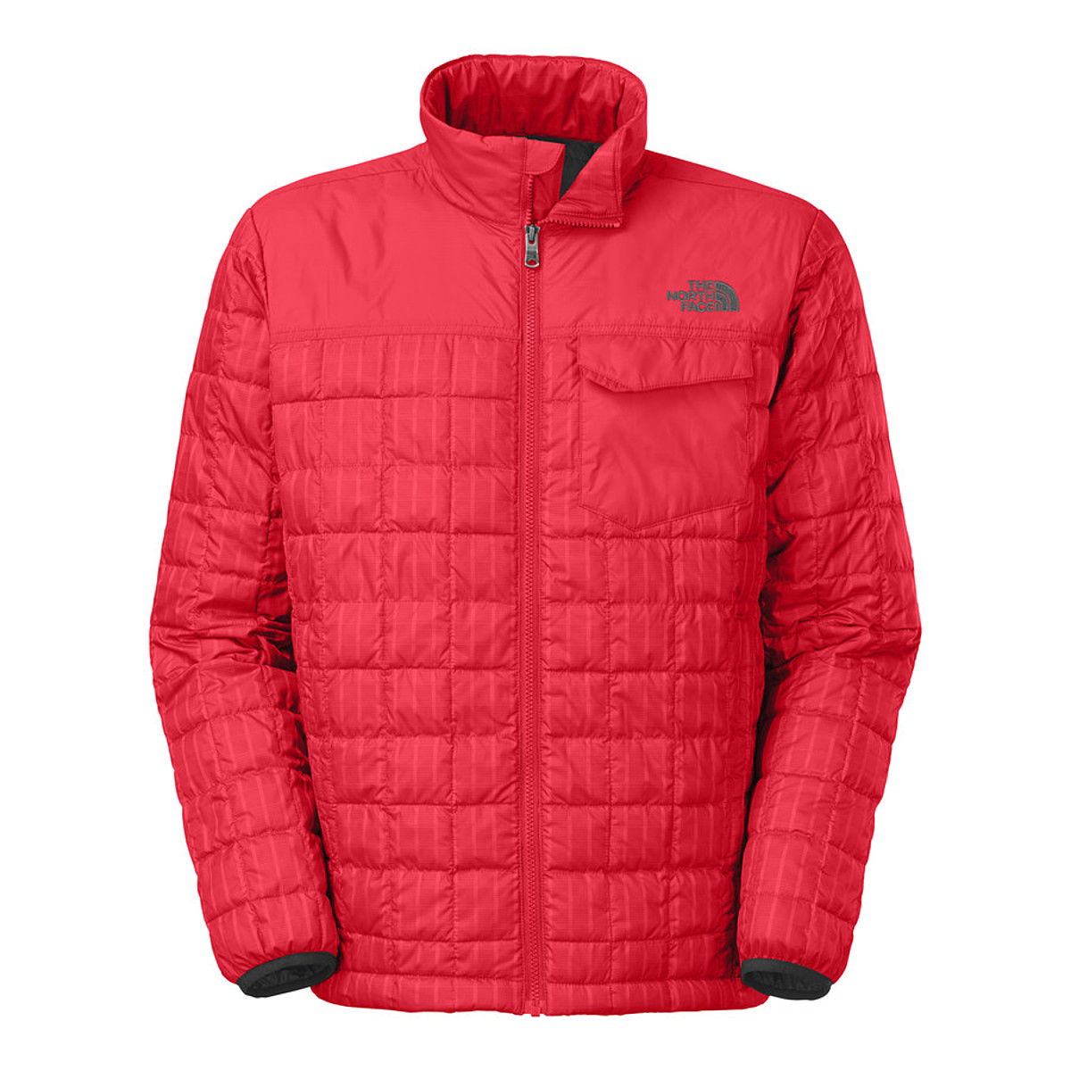 photo: The North Face Men's Thermoball Snow Jacket synthetic insulated jacket