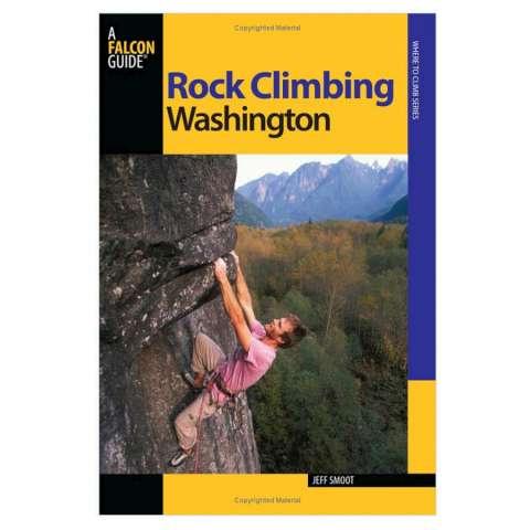 photo: Falcon Guides Rock Climbing Washington us pacific states guidebook