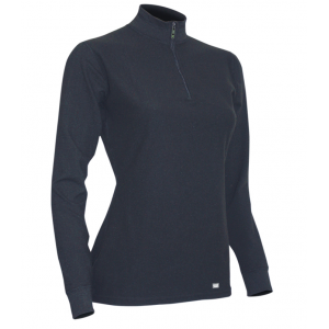 photo: Polarmax Men's Quattro Fleece Zip Mock base layer top