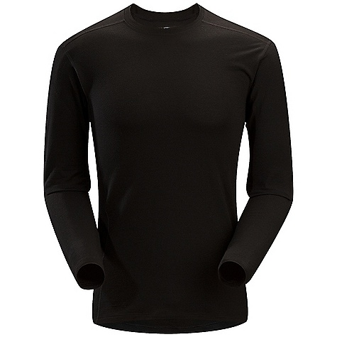 photo: Arc'teryx Men's Eon SLW Crew LS base layer top